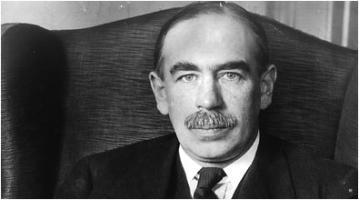 John Maynard Keynes profile photo