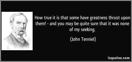 John Tenniel's quote #1