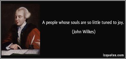 John Wilkes's quote #1