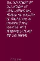 Johns Hopkins quote #2