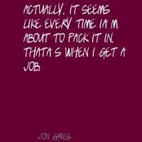 Jon Gries's quote #2