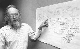 Jon Postel profile photo