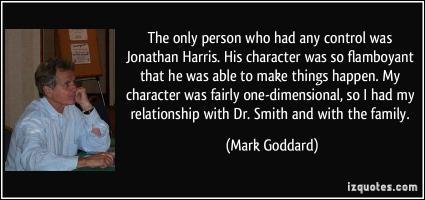 Jonathan Harris's quote #1