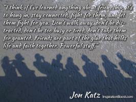 Jonathan Katz's quote #2