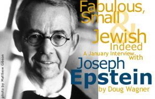 Joseph Epstein profile photo