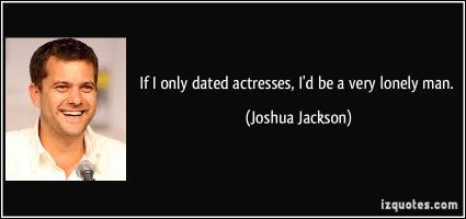 Joshua Jackson's quote #6