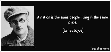 Joyce quote #1