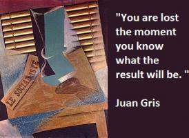 Juan Gris's quote #1