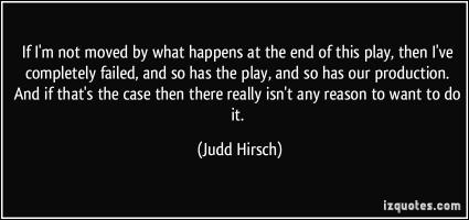 Judd Hirsch's quote #2