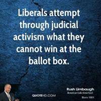 Judicial Activism quote #2