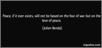 Julien Benda's quote #3