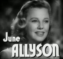 June Allyson profile photo