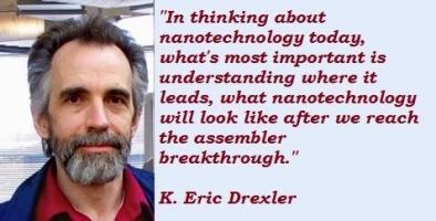 K. Eric Drexler's quote