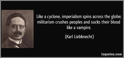 Karl Liebknecht's quote