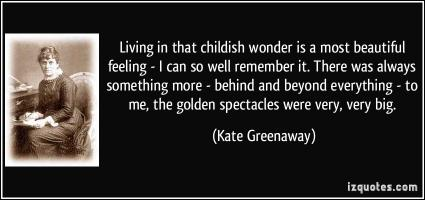 Kate Greenaway's quote #1