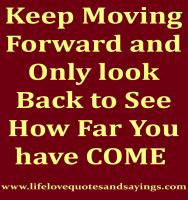 Keep Moving Forward quote #2