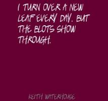 Keith Waterhouse's quote #1