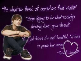 Kendall Schmidt's quote #3