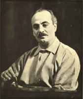 Khalil Gibran profile photo