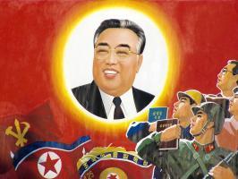 Kim Il-sung profile photo