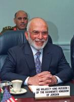 King Hussein I profile photo