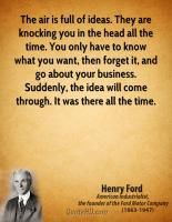 Knocking quote #1