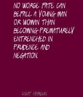 Knut Hamsun's quote