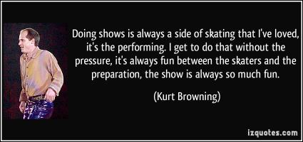 Kurt Browning's quote #1