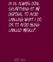 Labeling quote #1