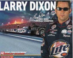 Larry Dixon profile photo
