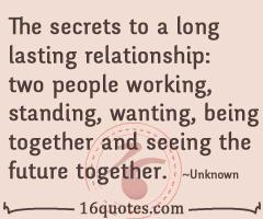 Lasting quote #4