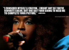 Lauryn Hill quote