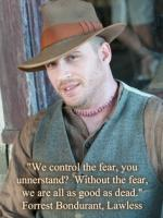 Lawless quote #1