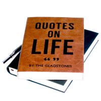 Leather quote #3