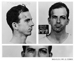 Lee Harvey Oswald's quote