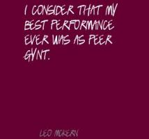 Leo McKern's quote #1