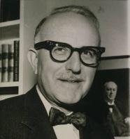 Leon Edel profile photo