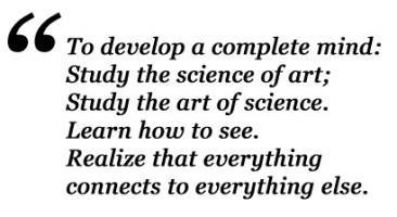 Leonardo Da Vinci quote #2