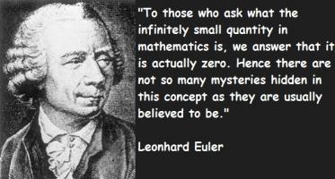 Leonhard Euler's quote #3