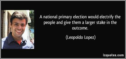 Leopoldo Lopez's quote #3