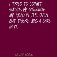 Lesley Boone's quote #1