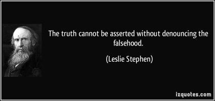 Leslie Stephen's quote