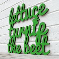 Lettuce quote #1