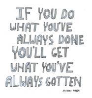 Lever quote #2