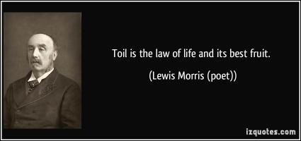 Lewis Morris's quote #1