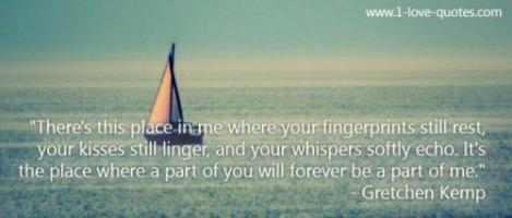 Linger quote #2