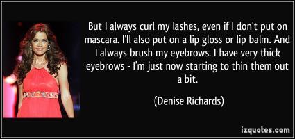 Lip Gloss quote #2