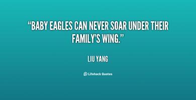 Liu Yang's quote