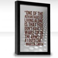 Living Alone quote #2
