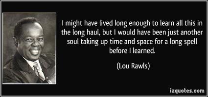 Long Haul quote